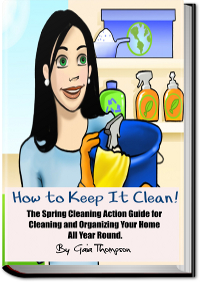 spring cleaning action guide